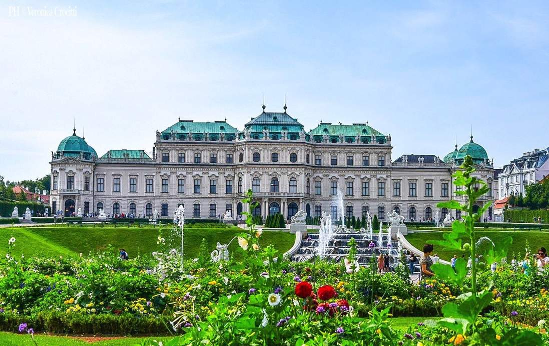 Schönbrunn Palace - VIENNA/NOW Top