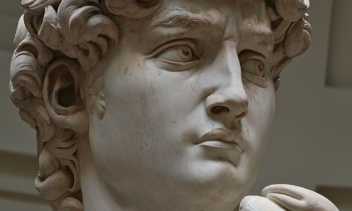Galleria dell'Accademia di Firenze - Il David di Michelangelo