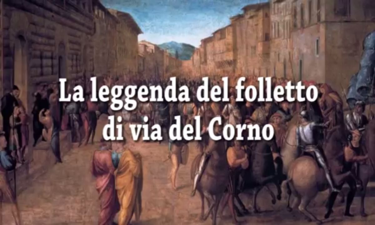La leggenda del folletto di via del Corno