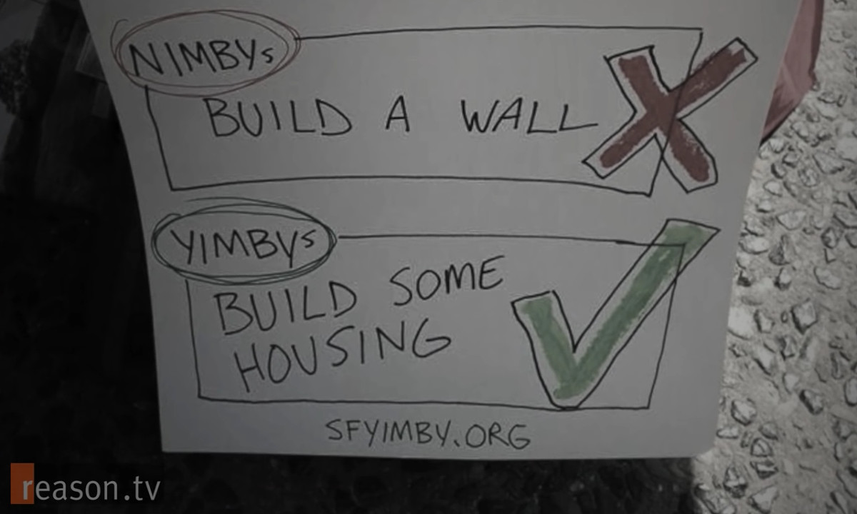 yimby- a plan to solve the city's housing crisis