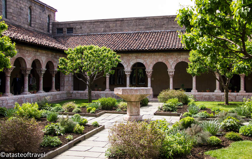 The Cloisters Museum Gardens