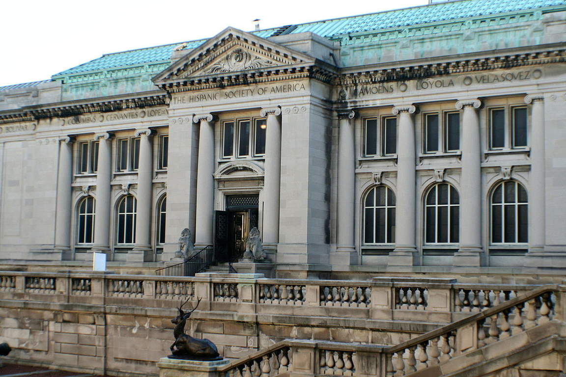 hispanic society of america / audubon terrace