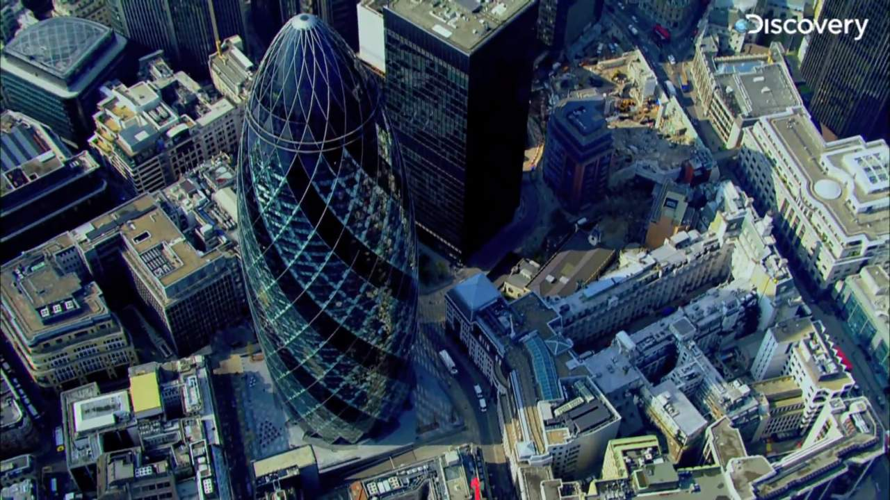 welcome to the gherkin