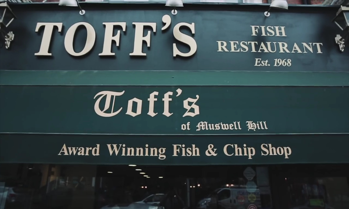 north london's finest fish and chips