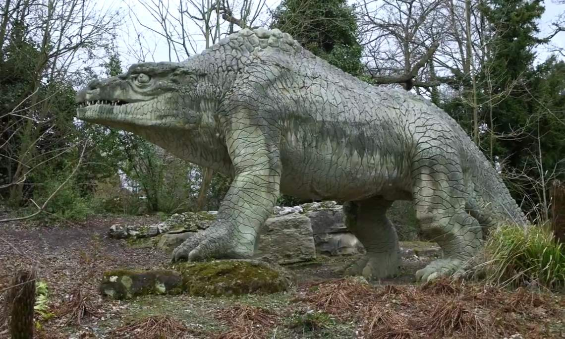 dinosaurs found in london