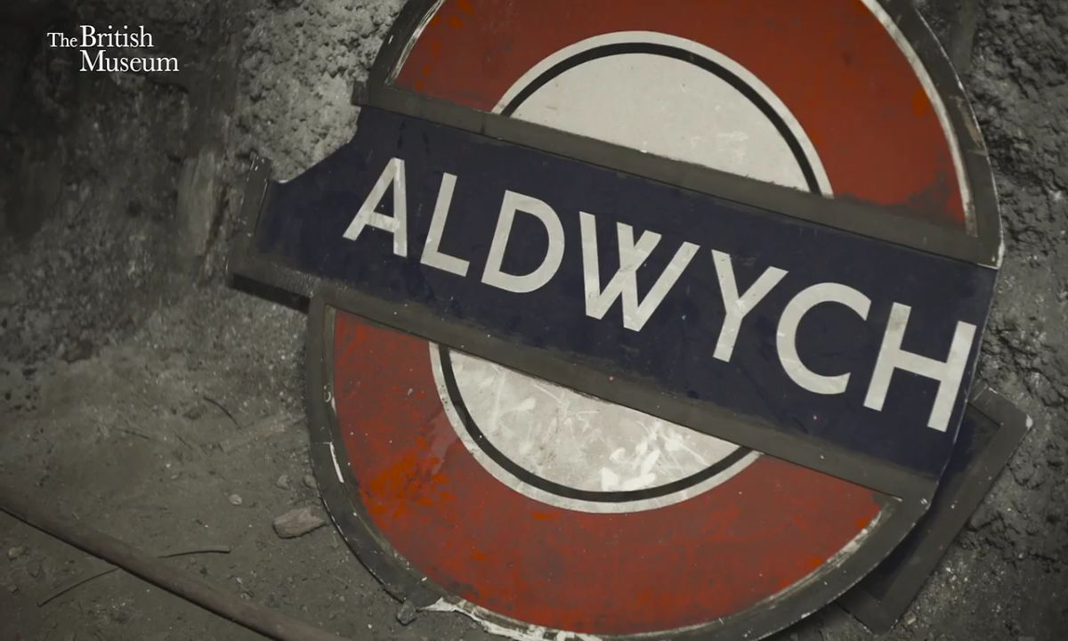 Aldwych Station: the unused station that saved British Museum's objects