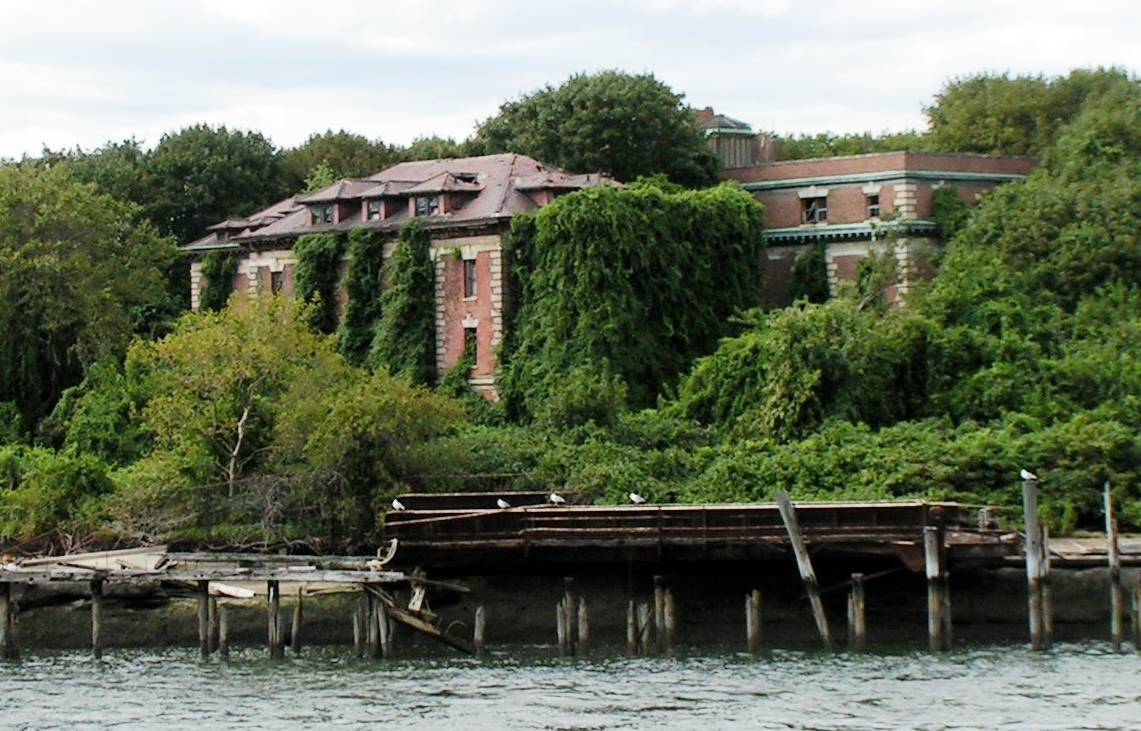 new york's abandoned island