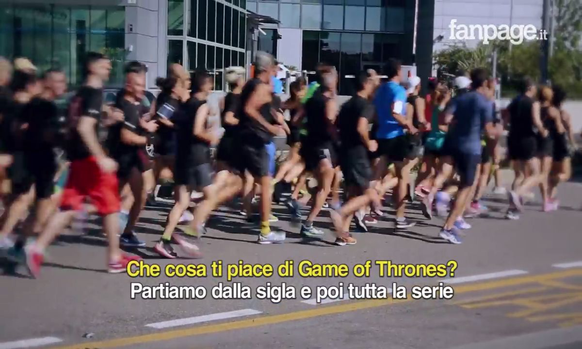 la maratona di game of thrones