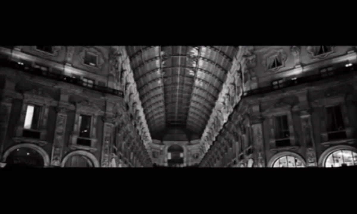 Gabriele Salvatores - Splendide immagini di Milano (dal film Happy Family - 2010)