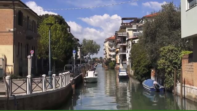 The Lido of Venice, a film by a tourist