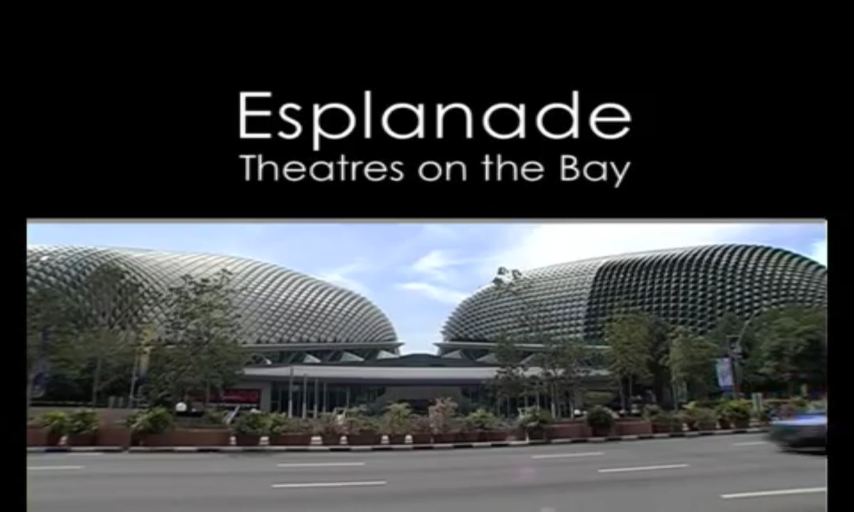 Singapore's Iconic Buildings - Esplanade
