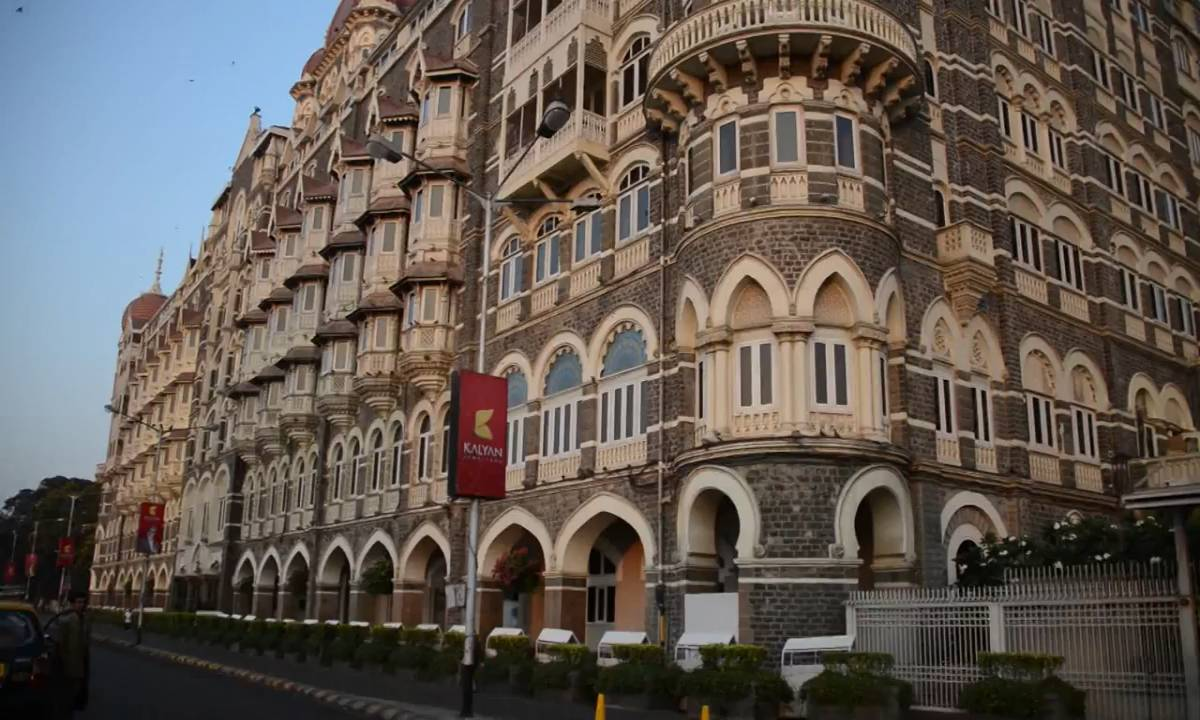 Mumbai India Heritage Buildings