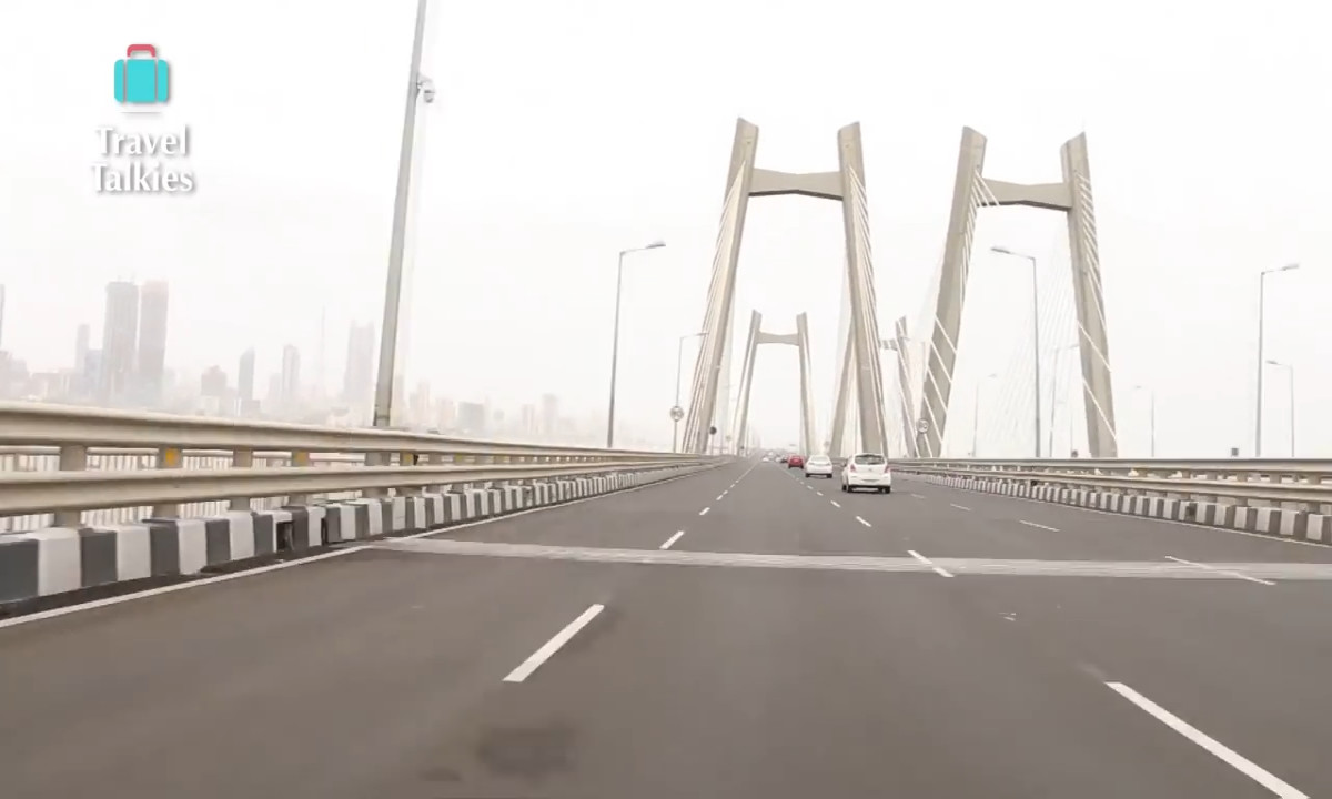 worli sea link mumbai