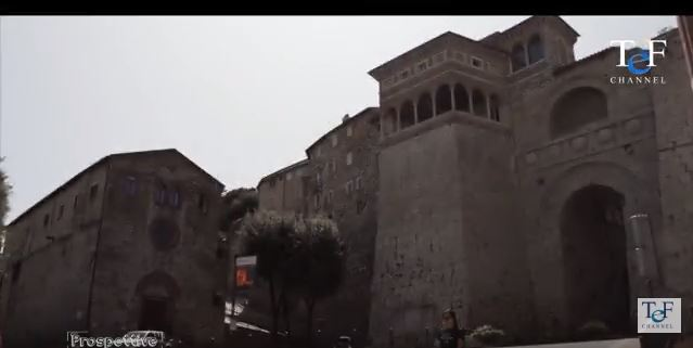 Documentario dedicato all'Arco Etrusco di Perugia