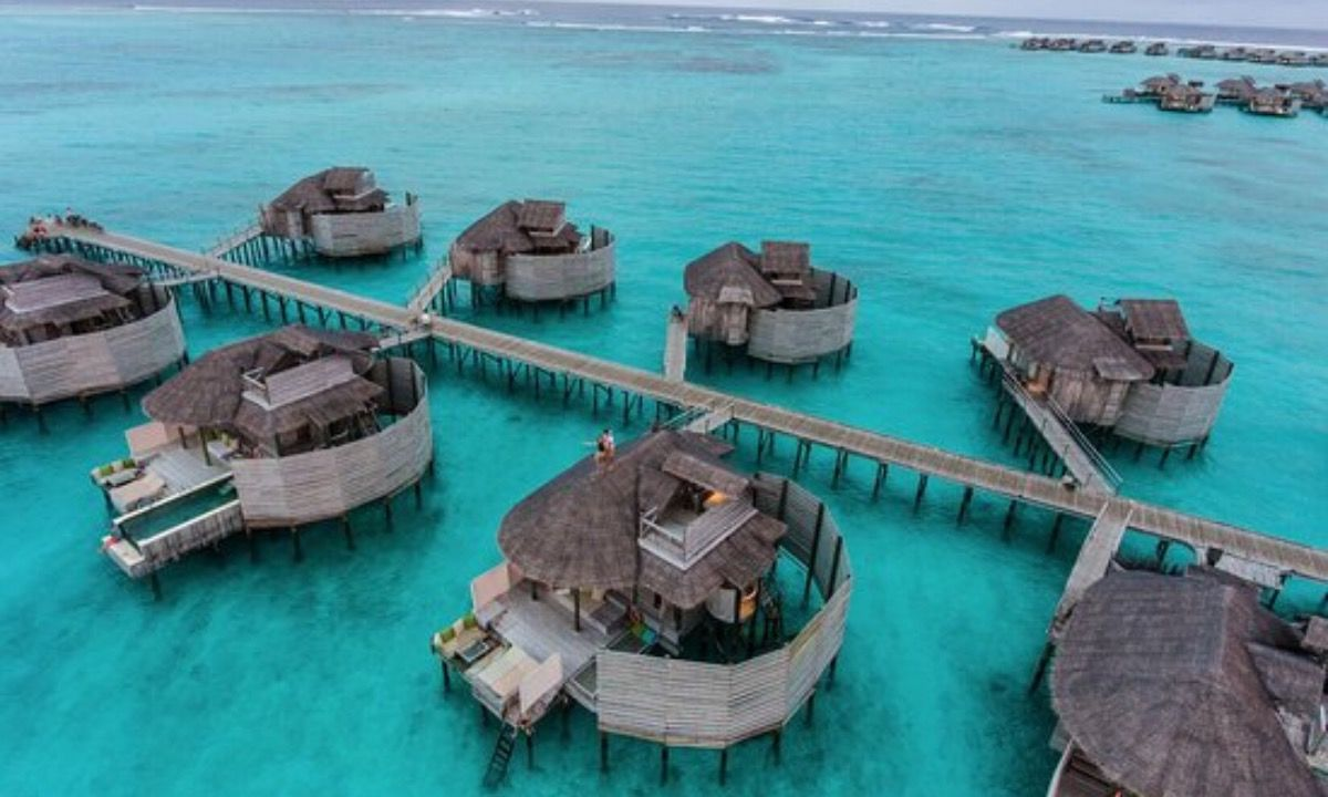 Six senses Maldive 🏝
